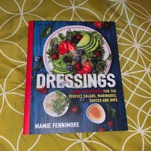Other - Dressings Recipe Book
